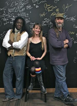 Trio of Poets